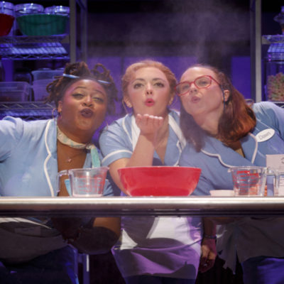 Waitress Is A Slice of Broadway Heaven
