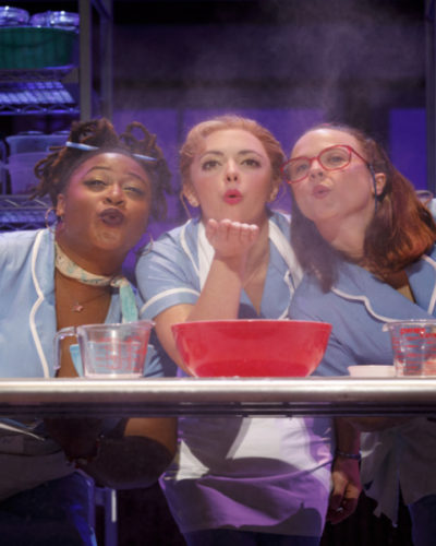 Waitress at The National Theatre is a Slice of Broadway Heaven