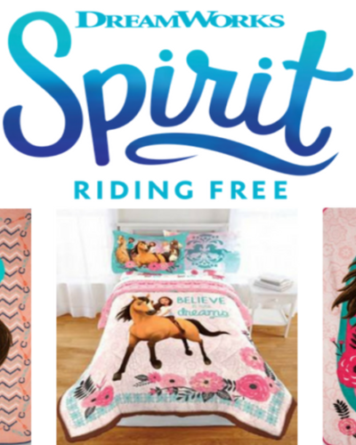 Win A SPIRIT RIDING FREE Prize Pack!