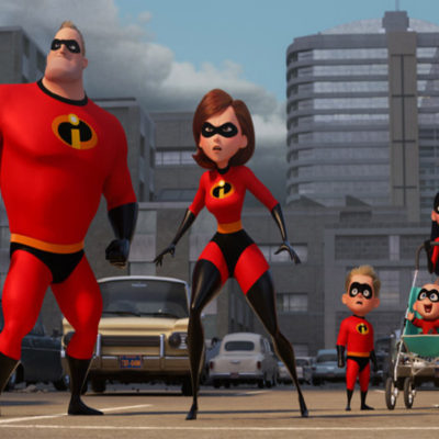 Incredibles 2 Free Activity Sheets!