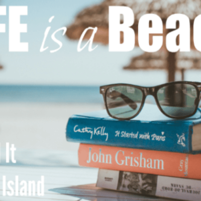 Life is a Beach ~ Giveaway!