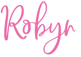Robyn Mom the Magnificent signature