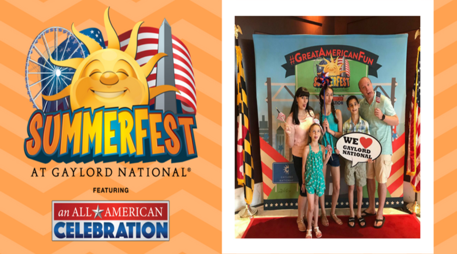 Great American Fun at the Gaylord National