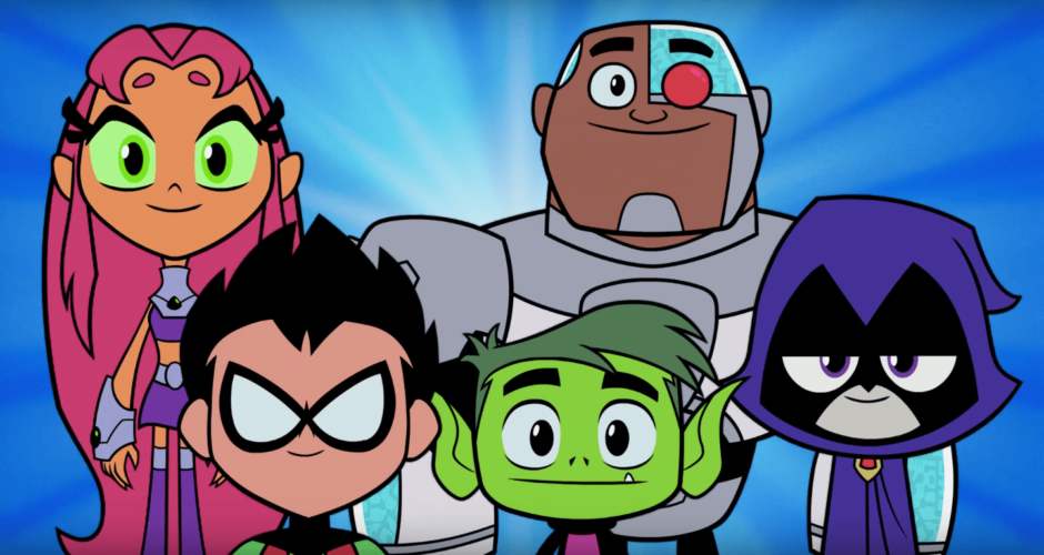 TEEN TITANS GO! TO THE MOVIES – Giveaway!