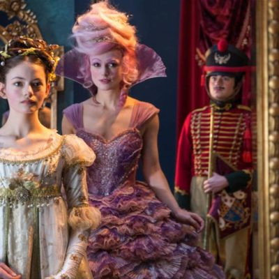THE NUTCRACKER AND THE FOUR REALMS ~ New Trailer