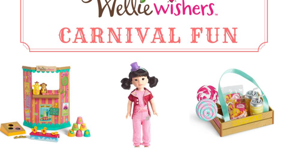 WellieWishers Carnival Fun!
