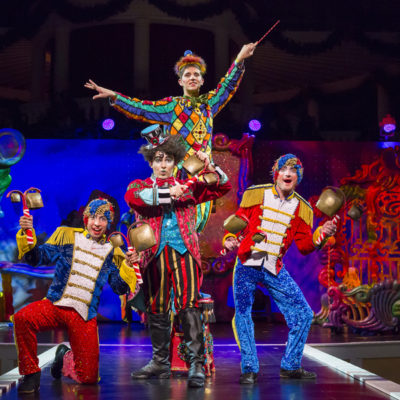 Cirque Dreams Unwrapped to Debut at Gaylord National This Holiday Season