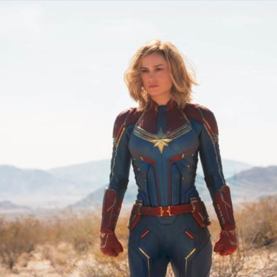 Captain Marvel – The Shero We've Been Waiting For!