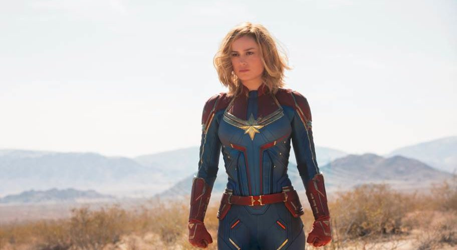 Get Tickets for Captain Marvel & See A New Special Look Now!