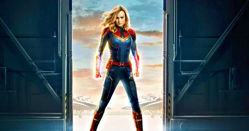 The CAPTAIN MARVEL Trailer Has Arrived!