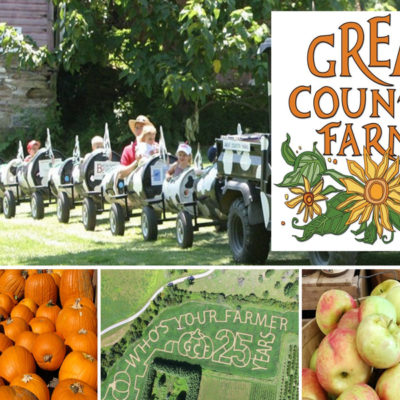 Fall Fun at Great Country Farms!