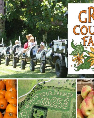 Fall Fun at Great Country Farms!
