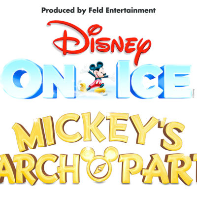 Disney On Ice presents Mickey's Search Party Comes to Fairfax!