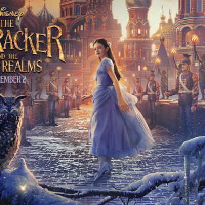 Character Posters For THE NUTCRACKER AND THE FOUR REALMS