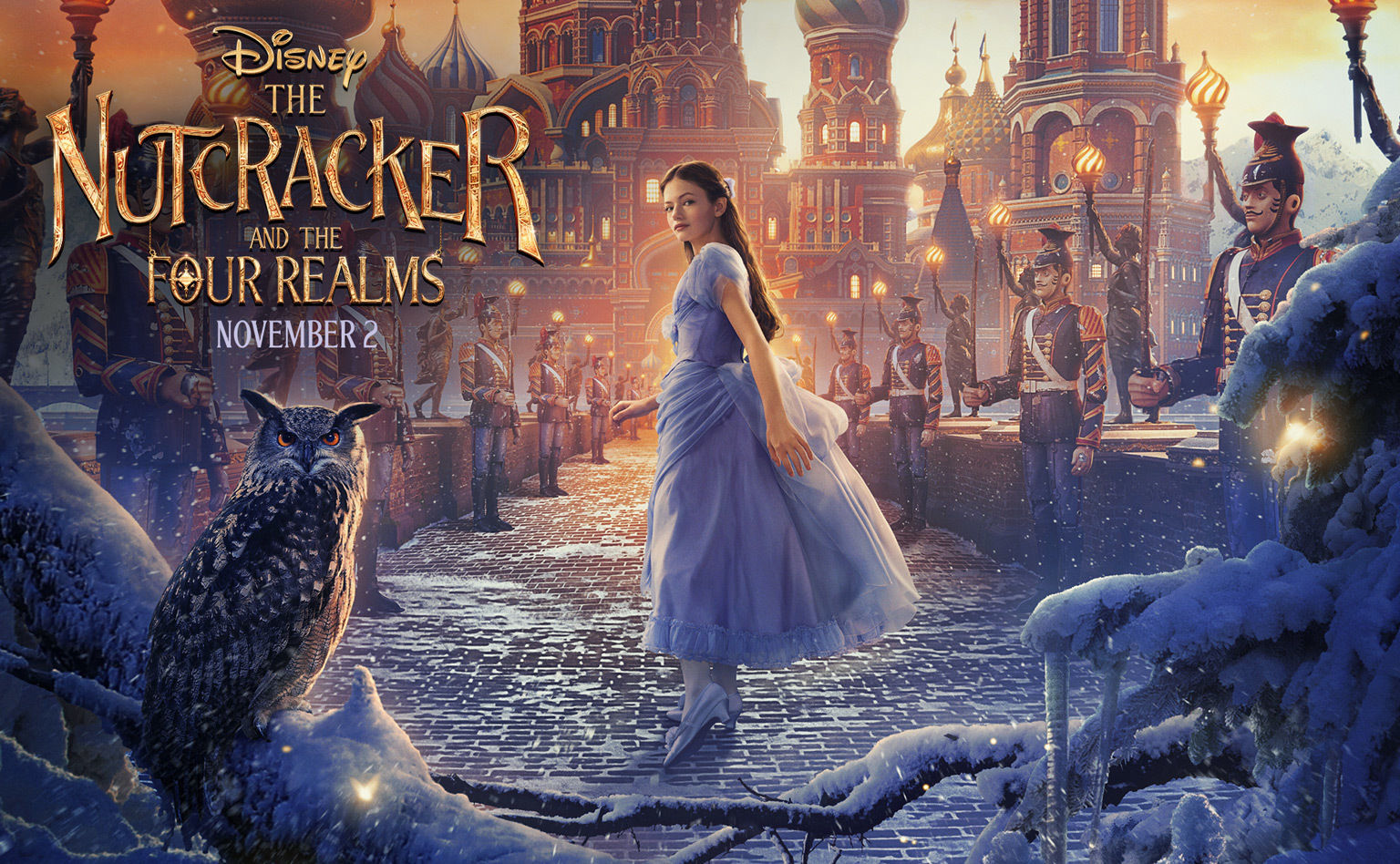 Win Tickets to See Disney's THE NUTCRACKER AND THE FOUR