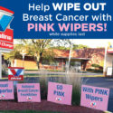 Help #WipeOutBreastCancer with VIOC!