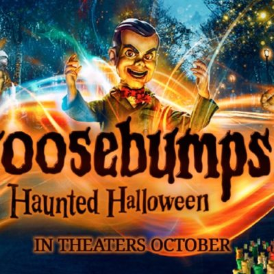Goosebumps 2 Advance Screening