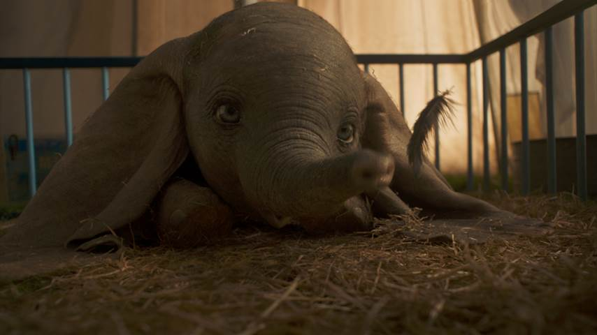 Live-Action DUMBO – New Trailer & Poster