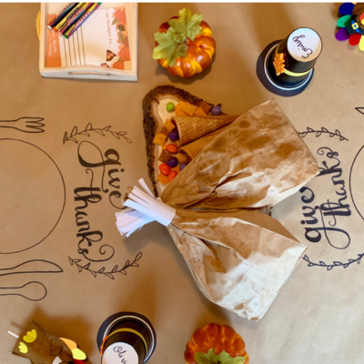 Kids Thanksgiving Table Tips & Tricks!