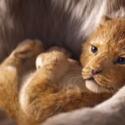 The Lion King ~ Teaser Trailer!