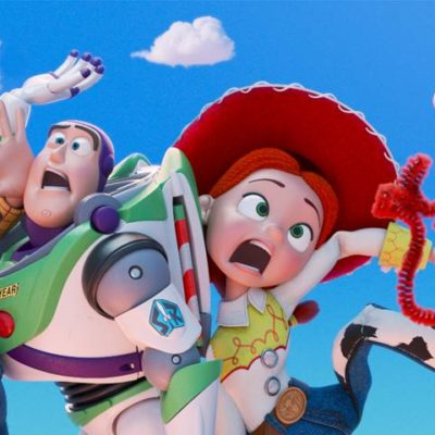 Toy Story 4 ~Teaser Trailer!