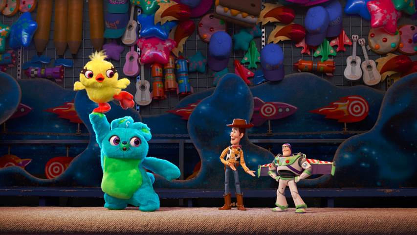 TOY STORY 4 New Teaser Trailer-New Characters!