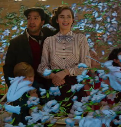 MARY POPPINS RETURNS ~ Get Advance Tickets & Pre-Order the Soundtrack!