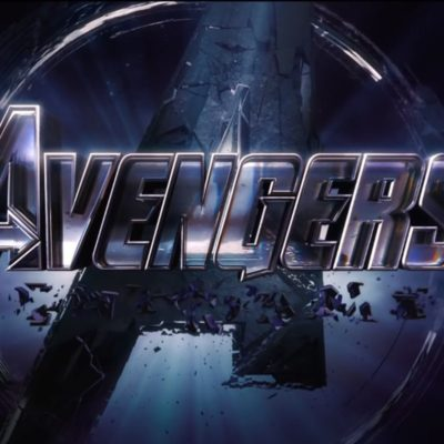 Avengers End Game Trailer & Poster