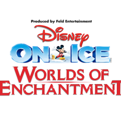 DISNEY ON ICE PRESENTS WORLDS OF ENCHANTMENT – FEBRUARY 14-18!