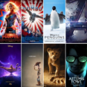 2019 Walt Disney Studios Motion Pictures!