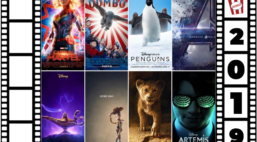 2019 Walt Disney Studios Motion Pictures!
