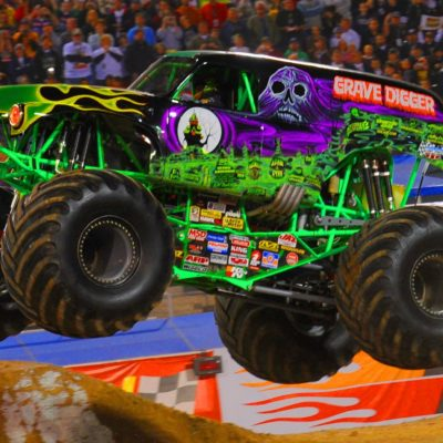 Monster Jam® Returns to DC January 26-27