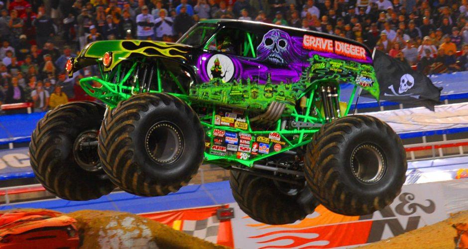 Monster Jam®Returns to DC January 26-27