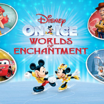 Win Tickets to See Disney On Ice presents Worlds of Enchantment!