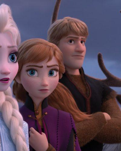 Frozen 2 Teaser!