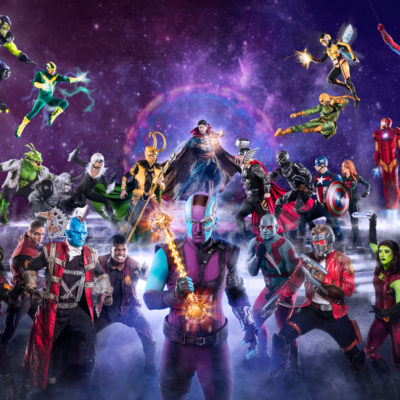Marvel Universe Live! Coming to Fairfax