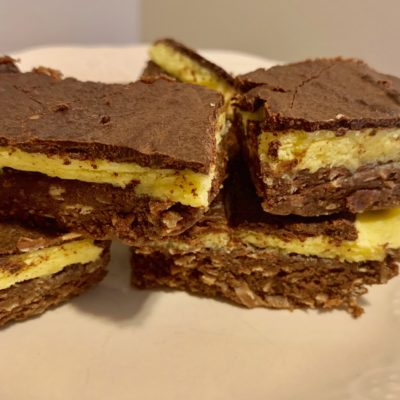 Nanaimo Bars ~ Seriously The Best!