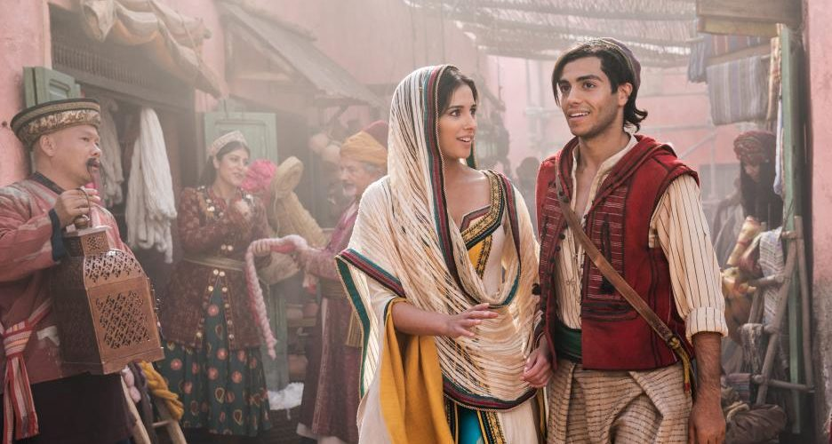 Take A Special Look at Aladdin!