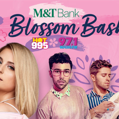 Join Me AT The Blossom Bash