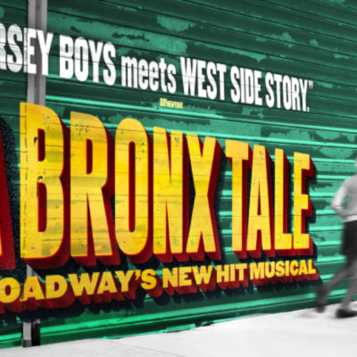 A Bronx Tale in DC ~ Win Tickets!