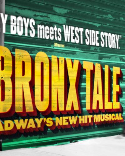 A Bronx Tale in DC ~ Win Tickets!
