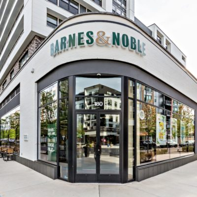 The Mosaic District Welcomes Barnes & Noble!