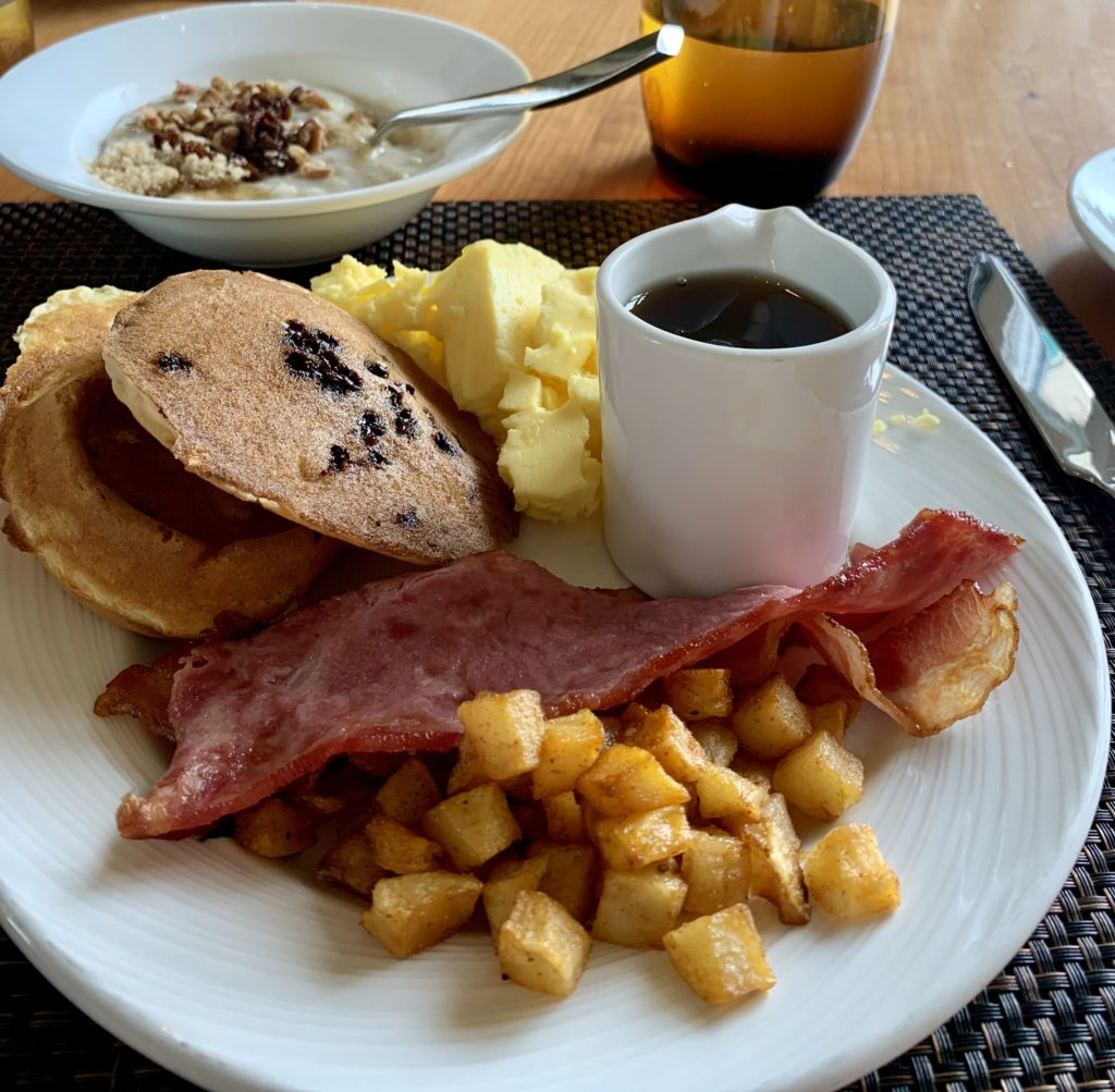 Circular Dining Room Hotel Hershey: Foodie Favorites In Hershey