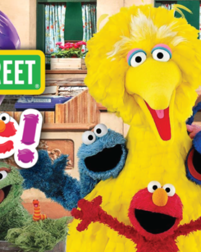 Sesame Street Live! Win Tickets!