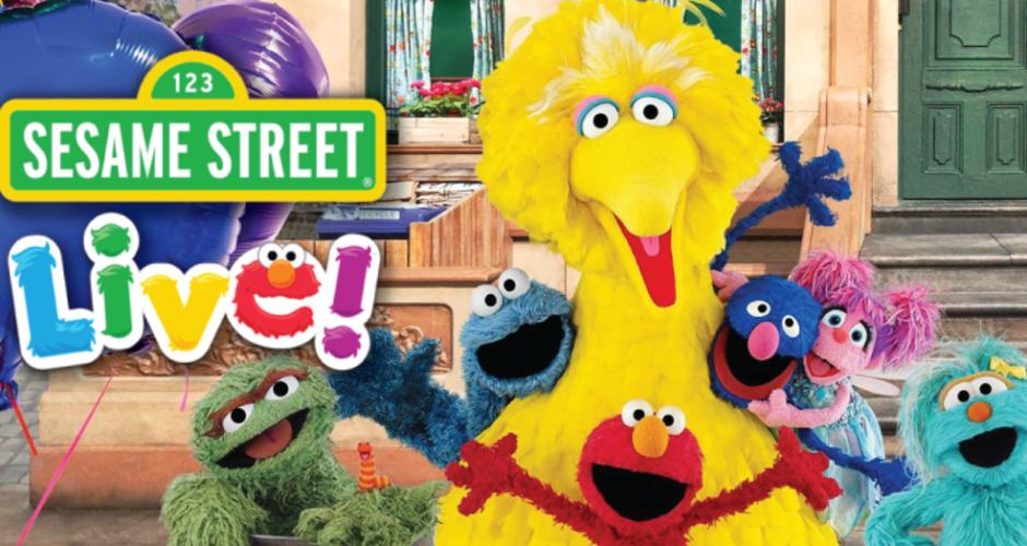 Sesame Street Live! Win Tickets!