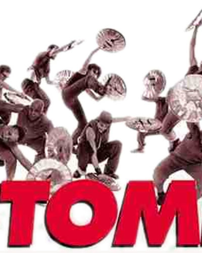 STOMP is coming to the National Theatre April 23-28th!