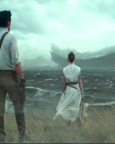 STAR WARS: THE RISE OF SKYWALKER DEBUTS Teaser!