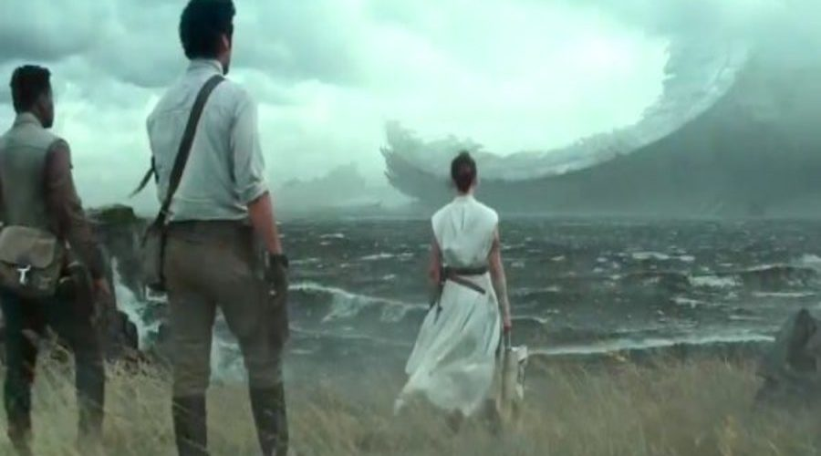 STAR WARS: THE RISE OF SKYWALKER DEBUTS Teaser!
