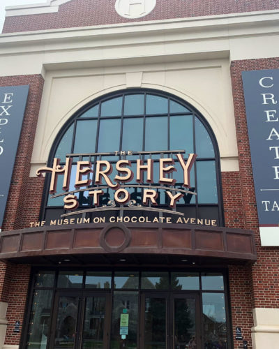 The Hershey Story ~ A Sweet Experience!