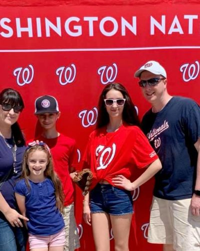 2019 NATIONALS PARK FAMILY FUN